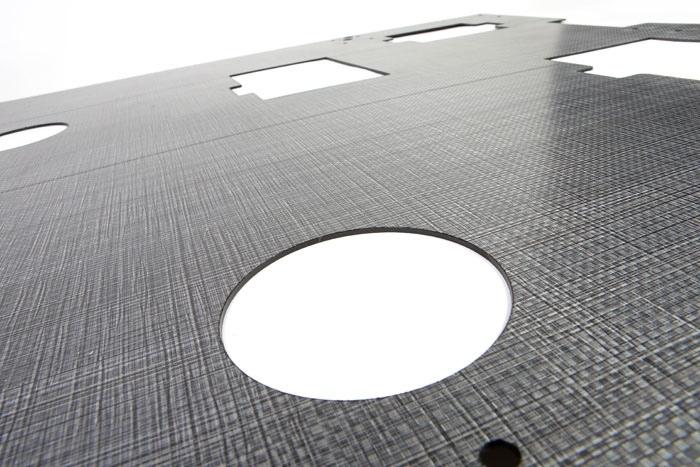 B205 Panel Protection Pylon Wall - Alpine Aerotech
