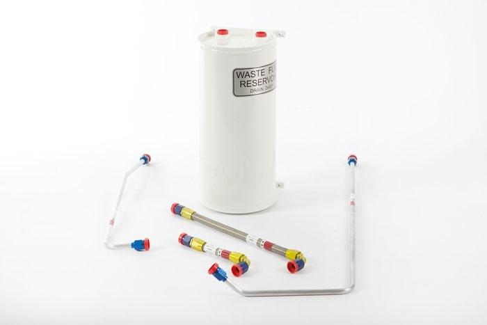 Boost Pump Drain Reservoir - Alpine Aerotech
