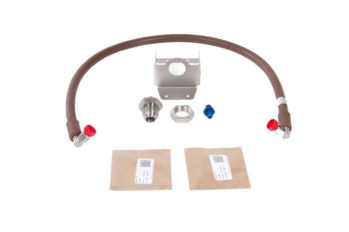 Alpine Aerotech Engine Oil Pressure Transducer Relocation Kit 1F