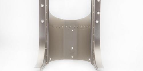 Firewall Cover 5 Hole - Alpine Aerotech