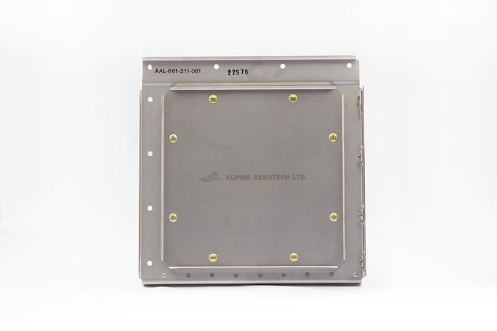 Induction Baffle Access Panel - Alpine Aerotech